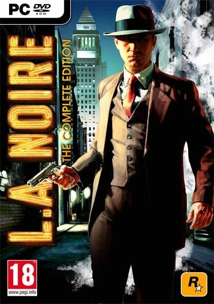 L.A. Noire: Complete Edit (Steam Key Region Free / ROW)