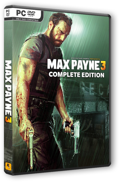 Max Payne 3 Complete (Steam Key Region Free / ROW)