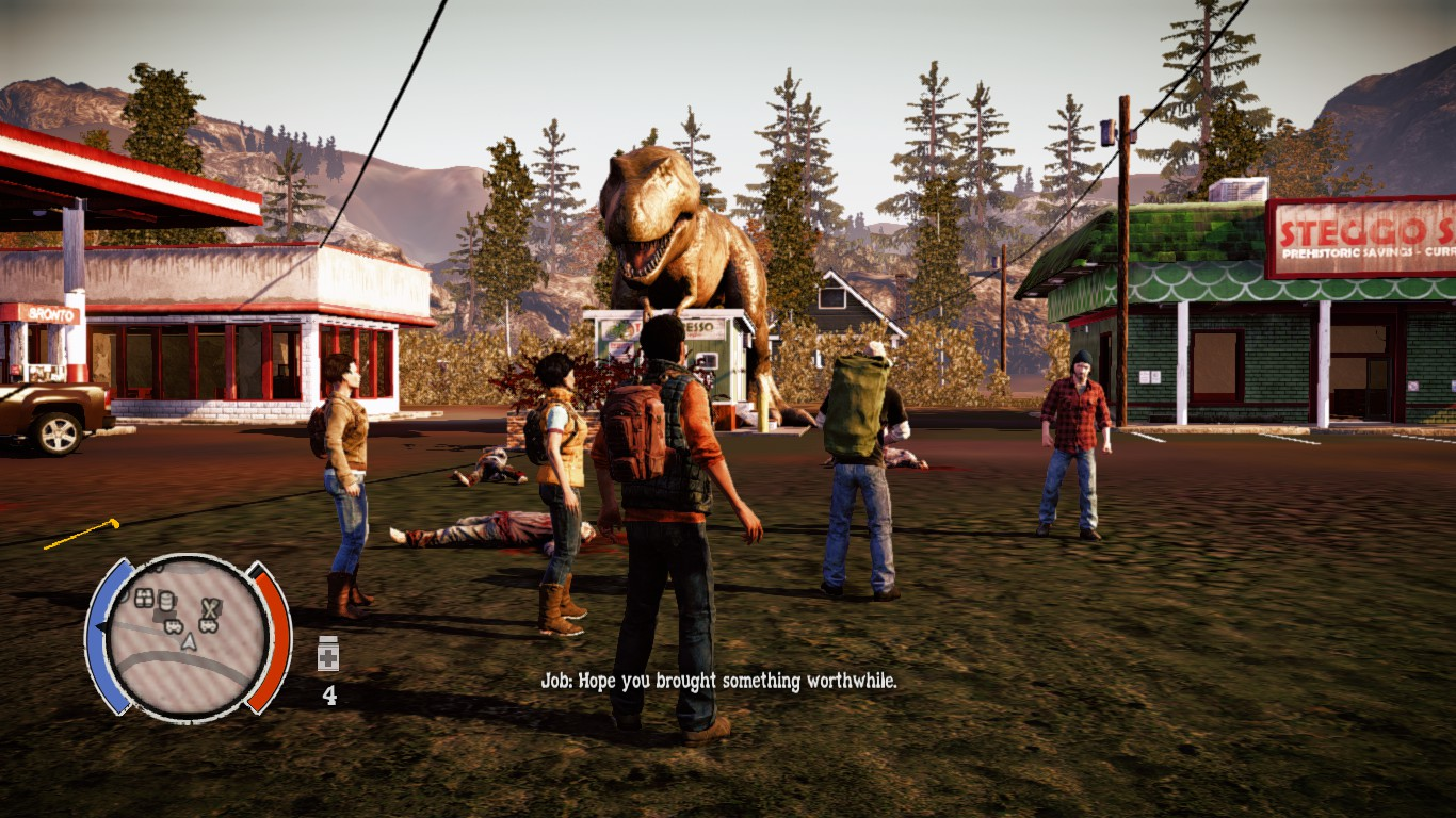 State of Decay (Steam Gift Region Free / ROW)