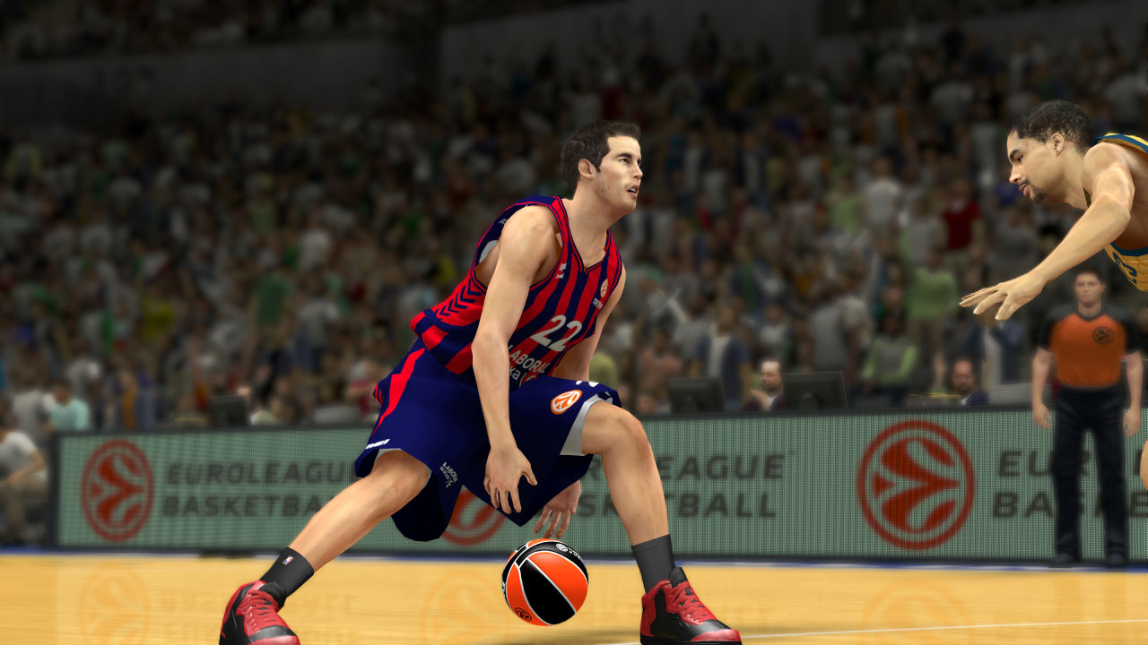 NBA 2K14 (Steam Key Region Free / ROW)