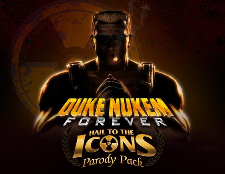 Duke Nukem Forever: Hail to the Icons Parody (Steam ROW