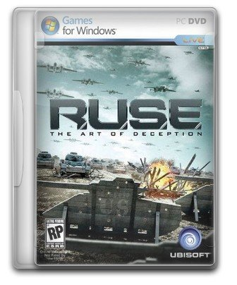 RUSE / R.U.S.E (Steam Gift RU/CIS)