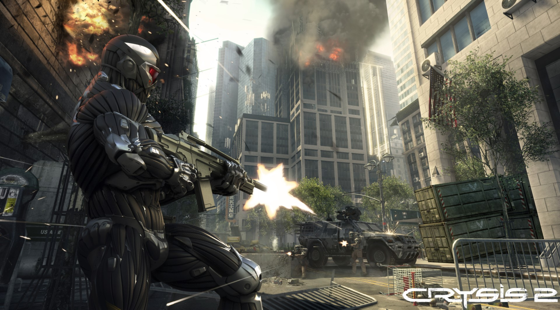 Crysis Collection (4 in 1) (Steam Gift RU/CIS/UA)