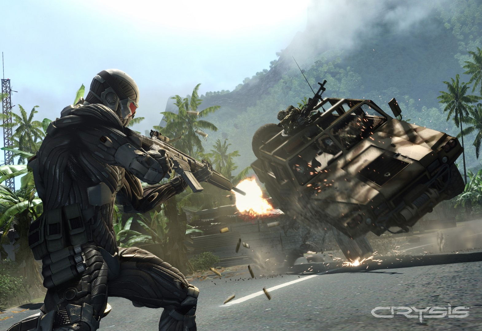 Crysis Maximum Edition (Steam Gift Region free / ROW)