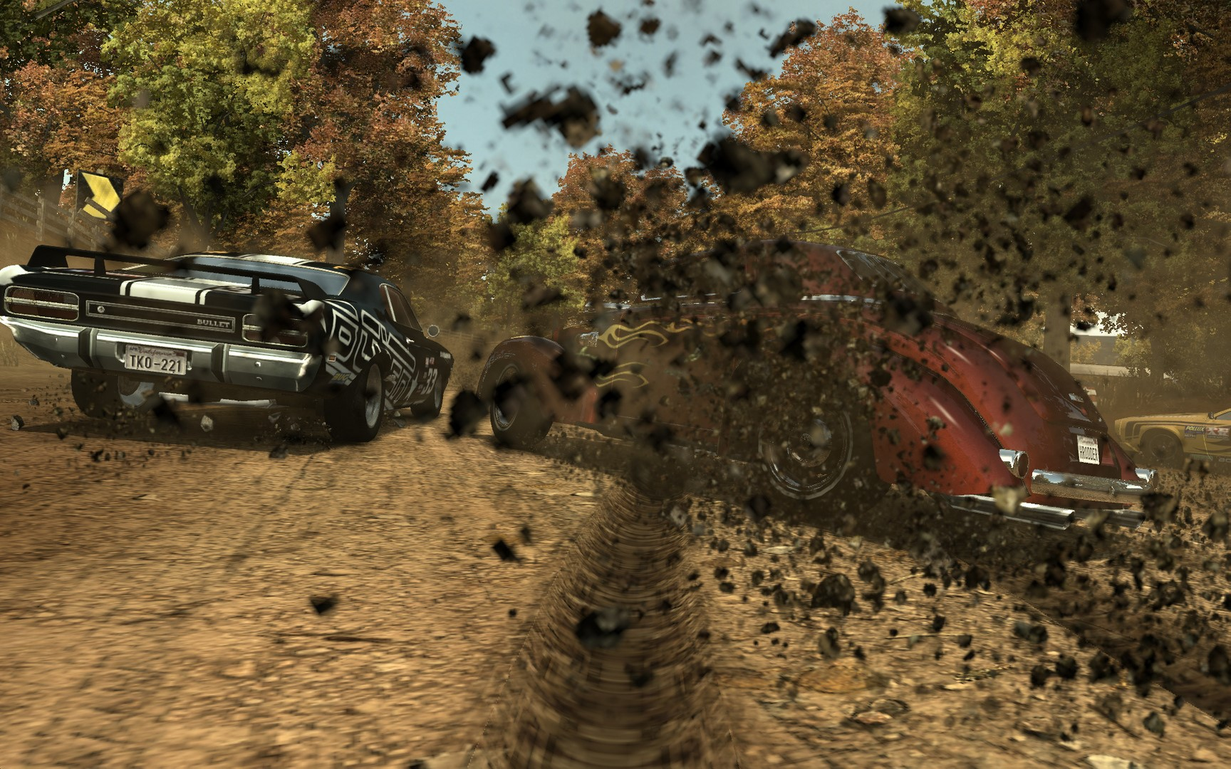 FlatOut Ultimate Carnage (Steam Gift Region Free / ROW)