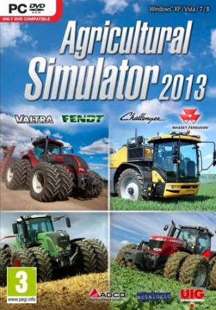 Agricultural Simulator 2013 (Steam Gift Region Free)