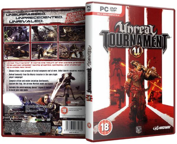 Unreal Tournament 3 Black (Steam Gift Region Free / ROW