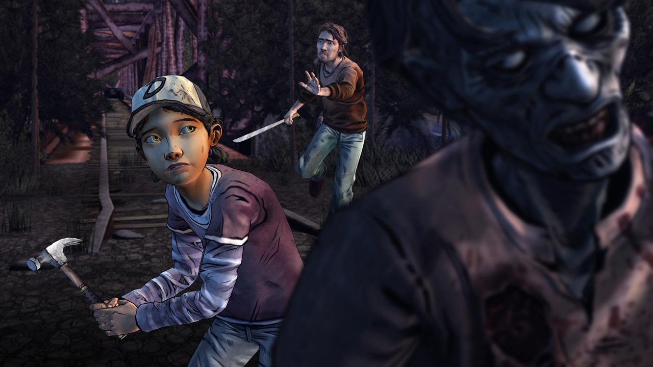 The Walking Dead: Season 2 (Steam Gift Region Free)