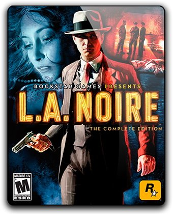L.A. Noire (Steam Gift Region Free / ROW)