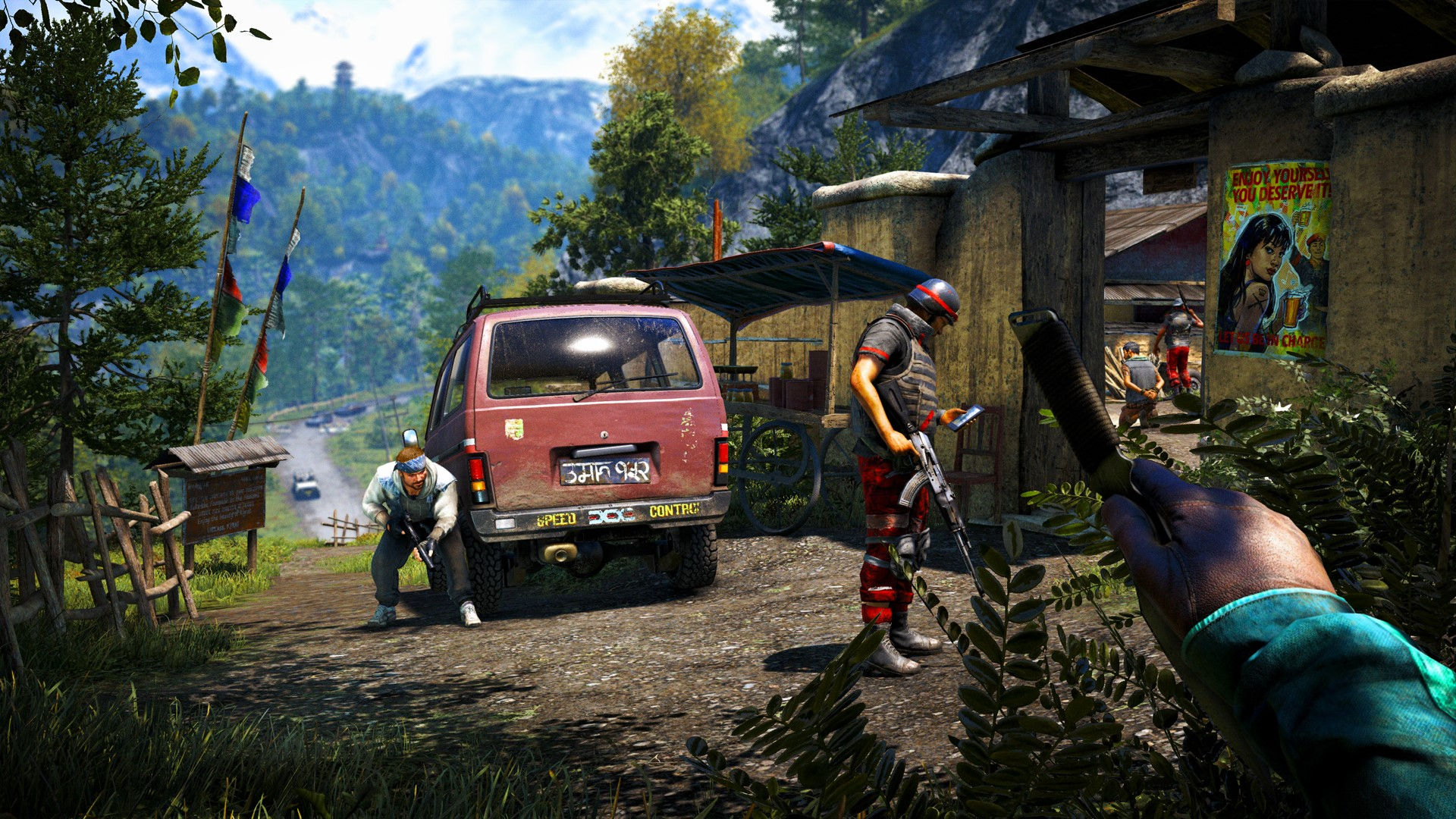 Far Cry 4 (Steam Gift Region Free / ROW)