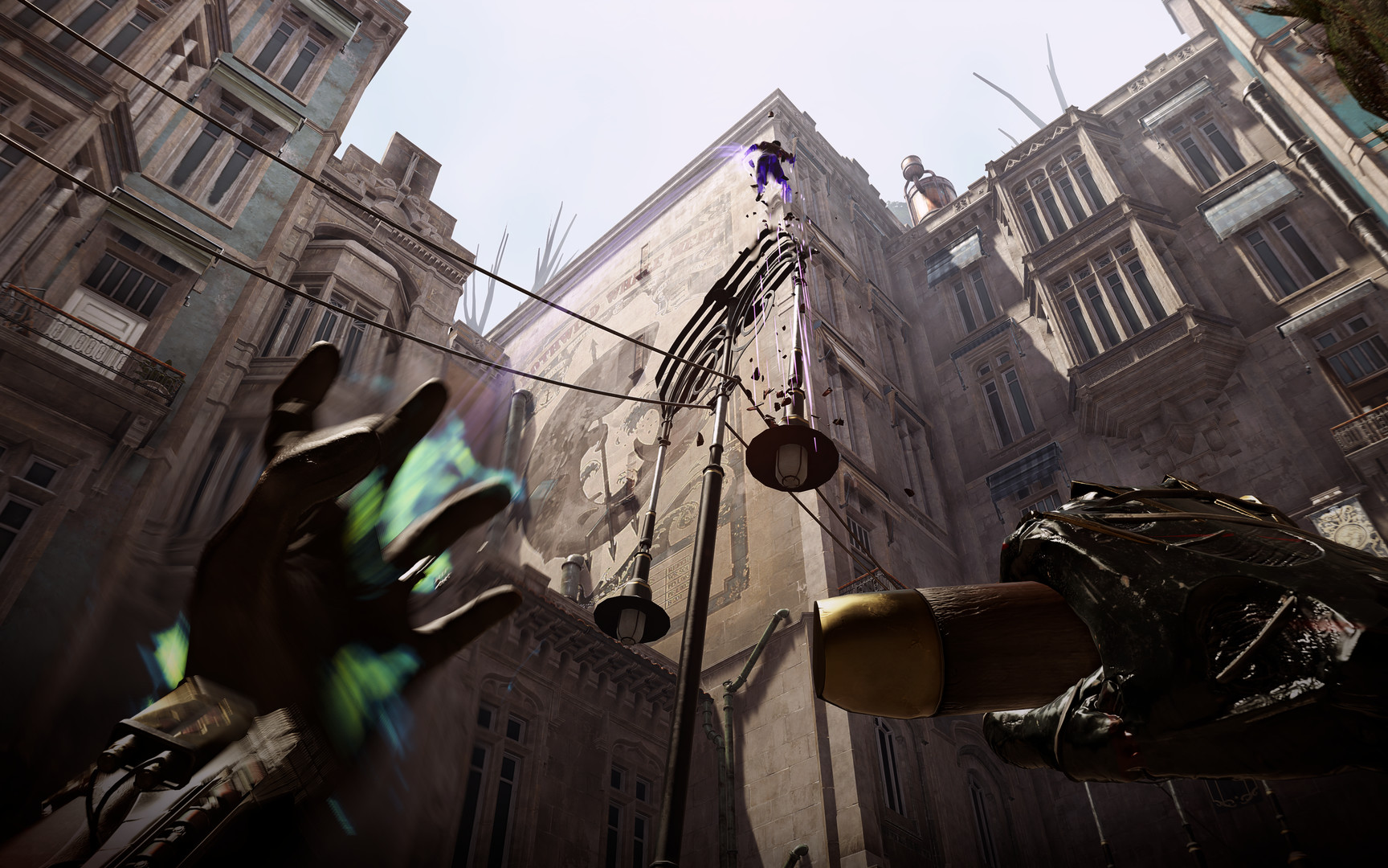 Dishonored Death of the Outsider (Steam Key Region Free 2019