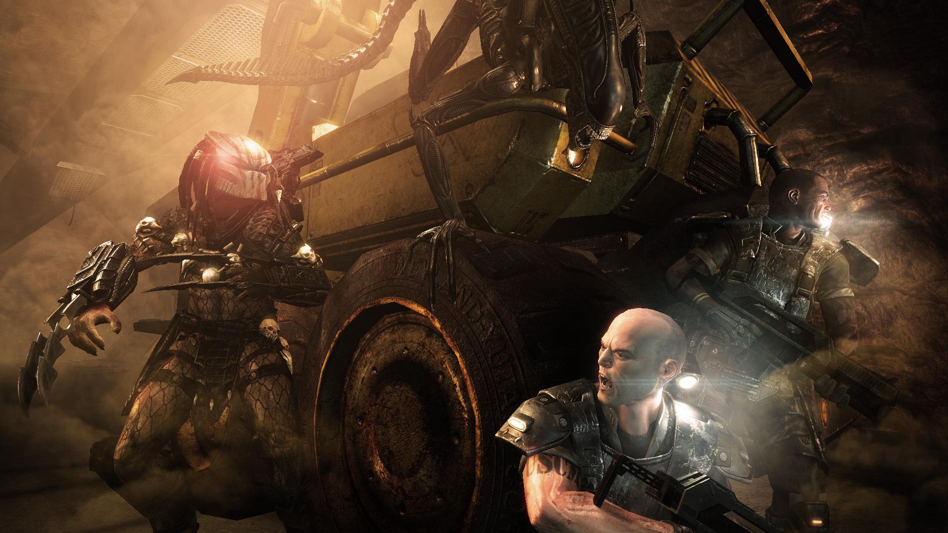 Aliens vs. Predator (Steam Gift Region Free / ROW) 2019