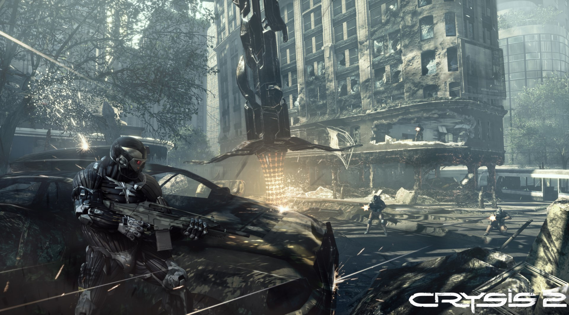 Crysis 2 Maximum Edition (Steam Gift Region Free / ROW)