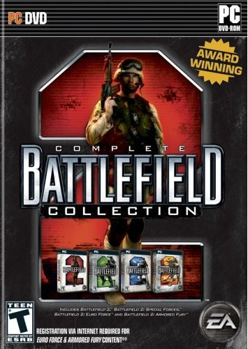 Battlefield 2: Complete Collection (Steam Gift RegFree)