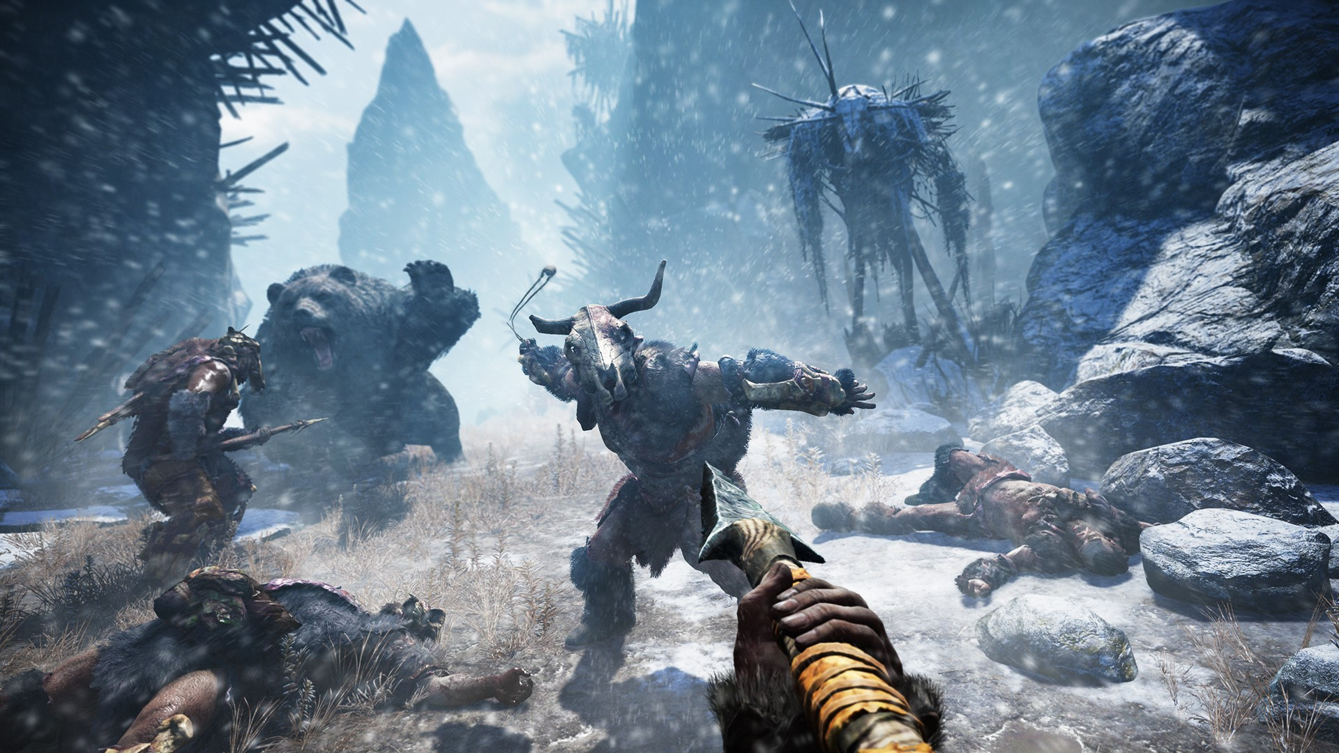 far cry primal secret weapons
