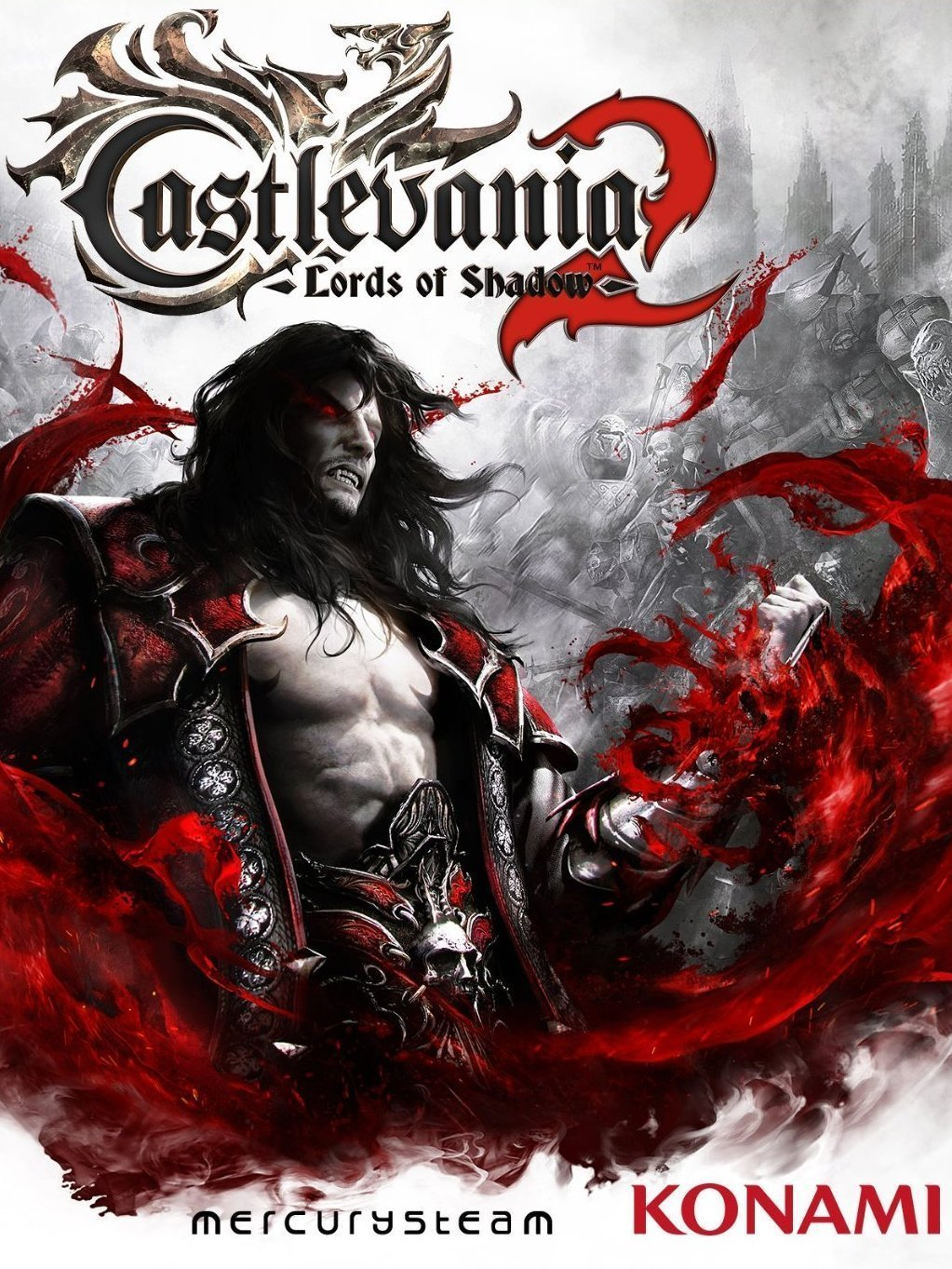 Castlevania: Lords of Shadow 2 Bundle (Steam Gift ROW)