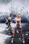 Final Fantasy XIII & XIII-2 (Steam Key Region Free)