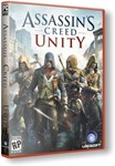 Assassin's Creed Unity (Steam Gift Region Free / ROW)