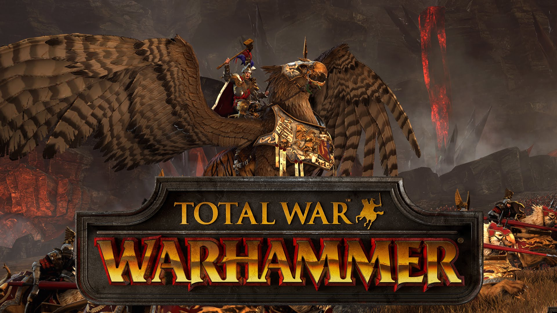 Total War: WARHAMMER (steam key) + free dlc ✌