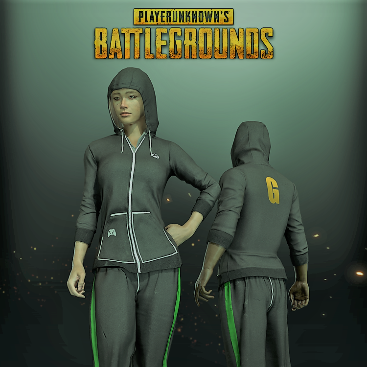 PLAYERUNKNOWN´S BATTLEGROUNDS Xbox G Suit Set world fre