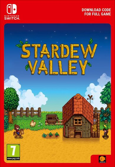 Stardew Valley (nintendo switch!)