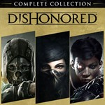 Dishonored Complete Collection (Steam Key)  RUS