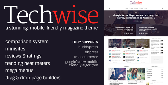 Techwise - russian localization