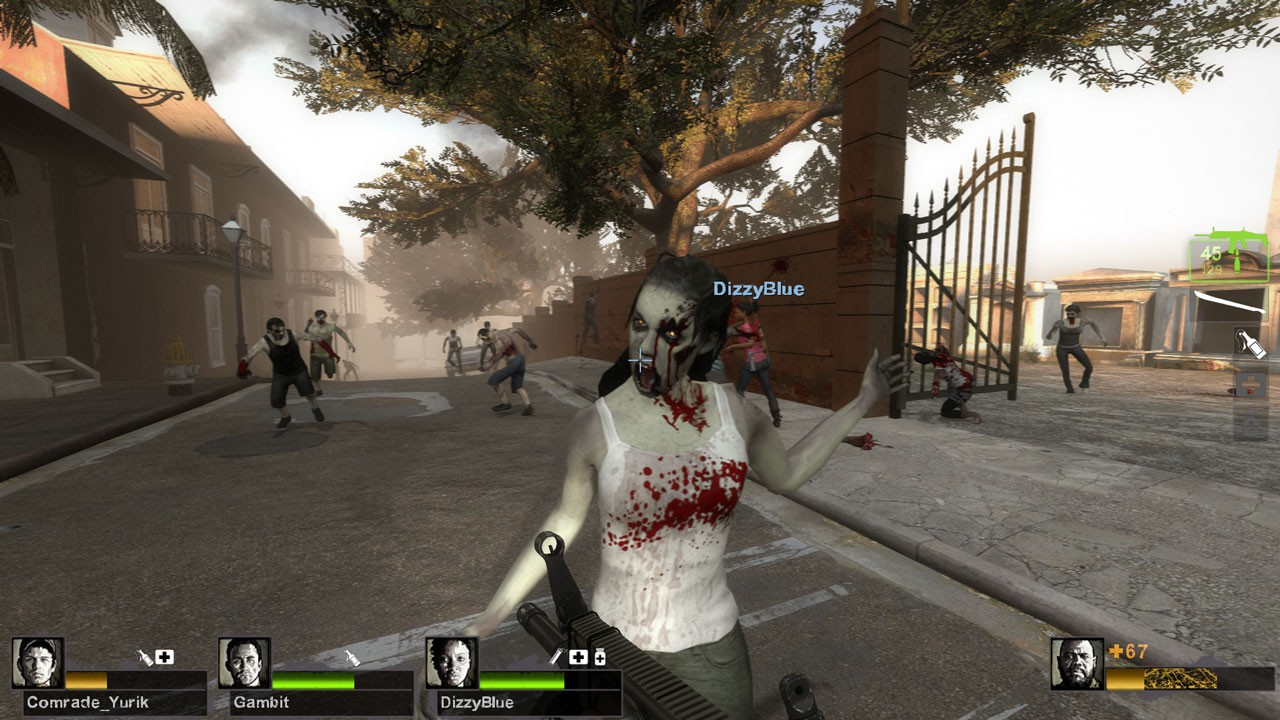 Left 4 Dead 2 CIS/RU GIFT (STEAM)