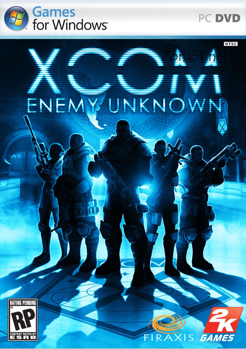 XCOM: Enemy Unknown (SCAN)