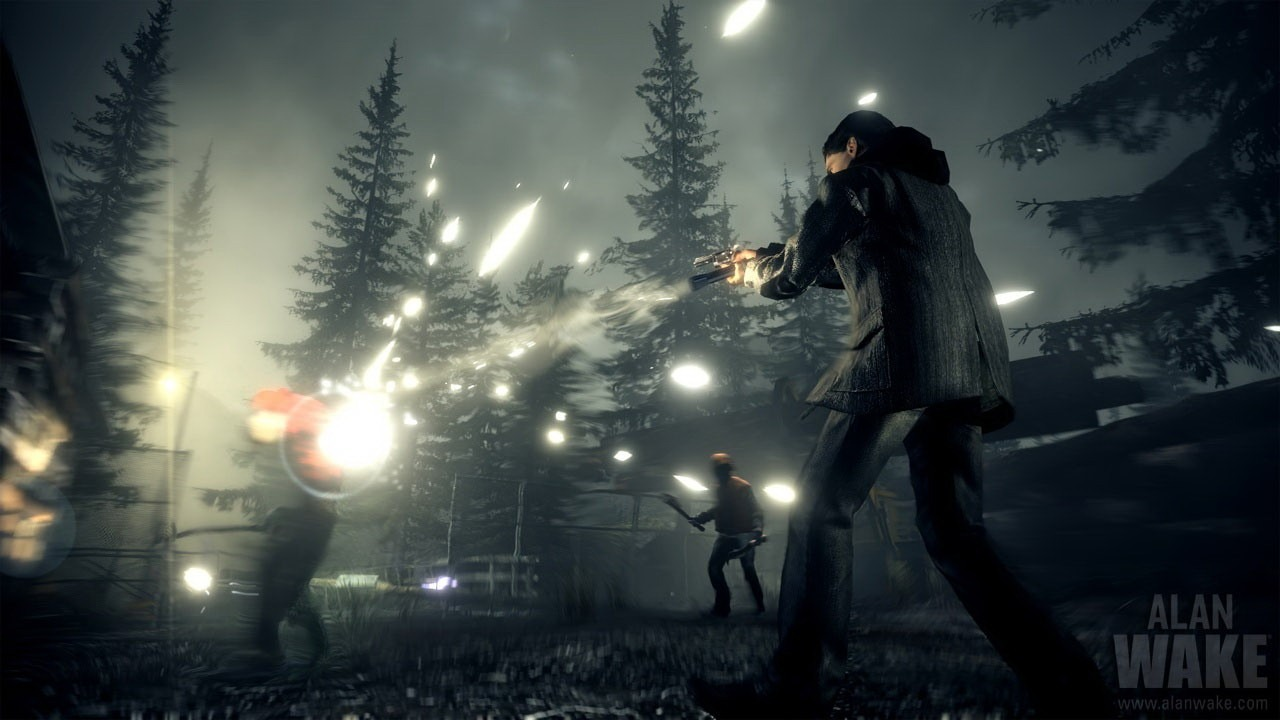 Alan Wake Collector's Edition (Region Free)