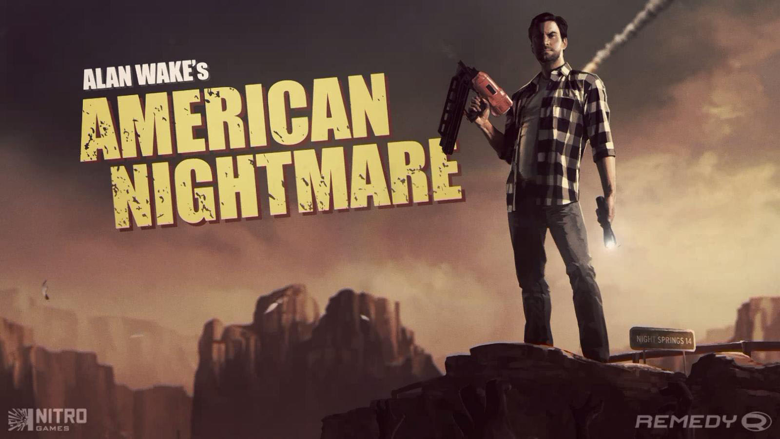 Alan Wake´s American Nightmare (Region Free)