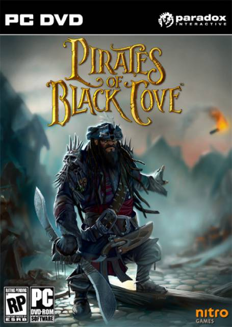 Pirates of Black Cove [Steam key] (Region Free)