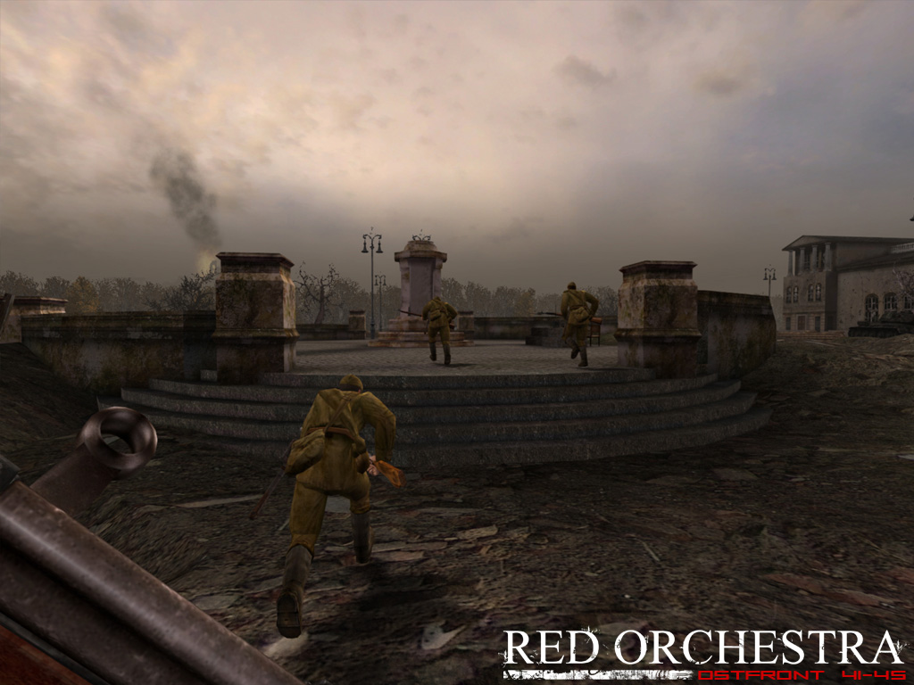 Red Orchestra: Ostfront 41-45 [Steam key] (Region Free)