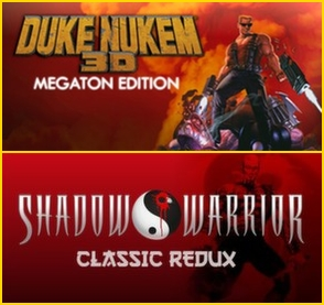 Duke Nukem 3D: Megaton Edition + Shadow Warrior Classic