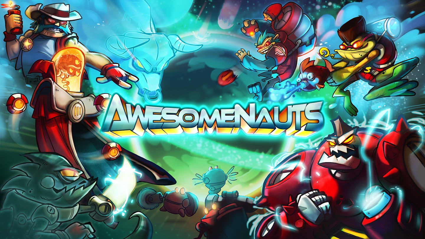 Awesomenauts + 2 DLC [Steam key] (Region Free)