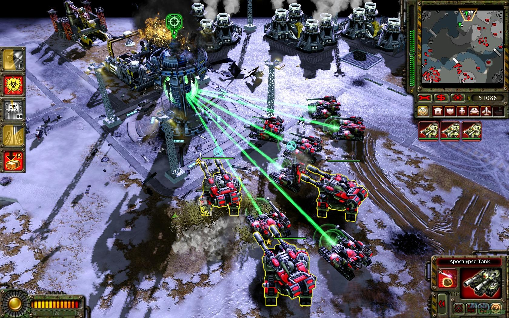Command and conquer red alert 3 uprising intel macosx.