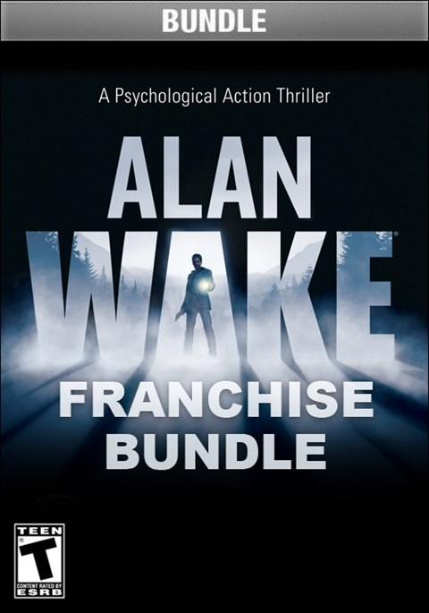 Alan Wake Franchise [Steam Gift] (Region Free)