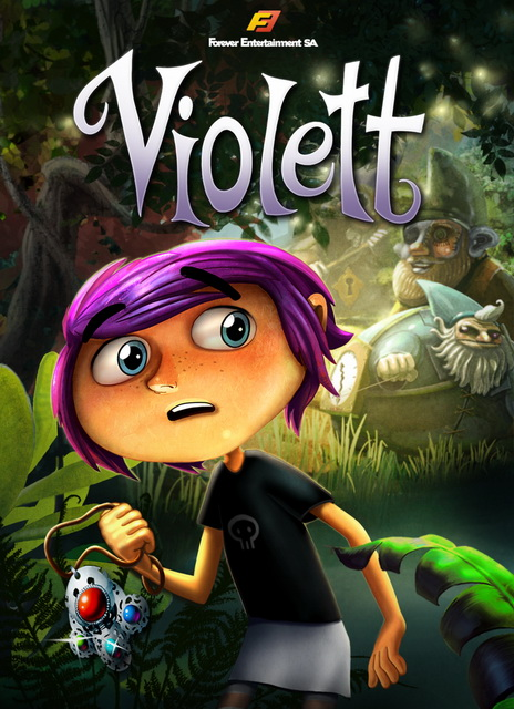 Violett Remastered Steam Game