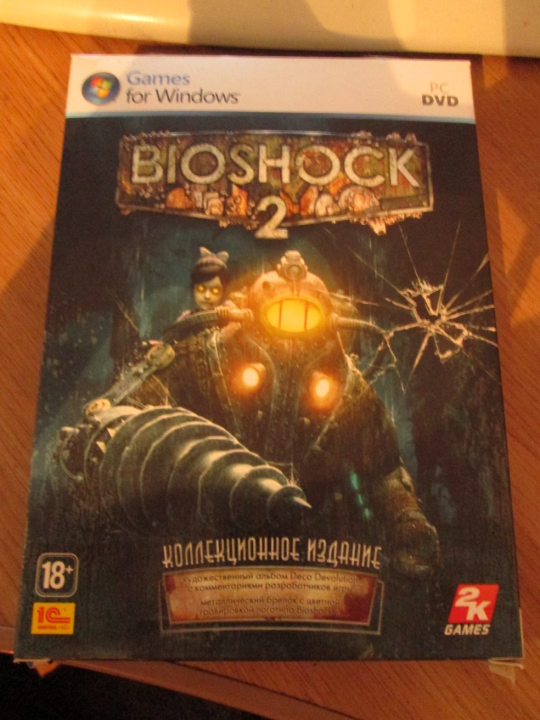 BioShock 2 - CD-KEY Collector's Edition