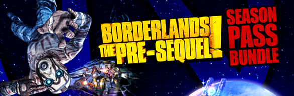 Borderlands: The Pre-Sequel +Season Pass [Steam|RU+CIS]