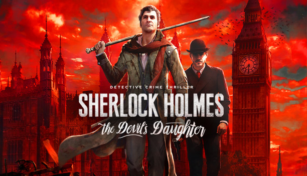 Sherlock Holmes:The Devil's Daughter [Steam|RU+CIS]