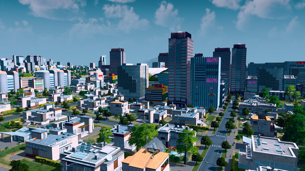 Cities: Skylines (Steam Gift / Region RU+CIS)