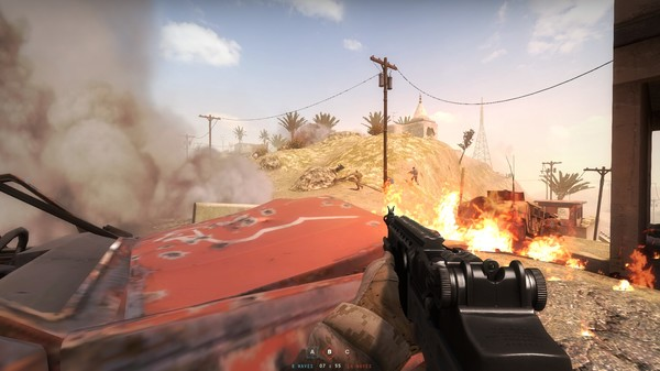 Insurgency (Steam key / Region Free)