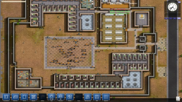 Prison Architect (Steam Gift / Region RU+CIS)