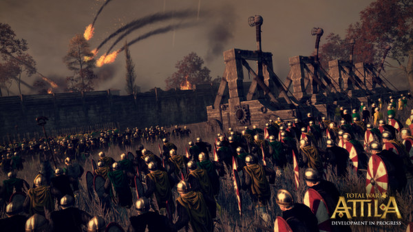 Total War ATTILA (Steam Gift / Region RU+CIS)