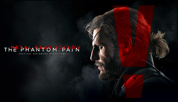 METAL GEAR SOLID V: THE PHANTOM PAIN (Steam / RU+CIS)
