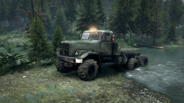 SPINTIRES (Steam Gift / Region RU+CIS)