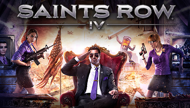 Saints Row IV Game of the CE (Steam key RU+CIS) +BONUS