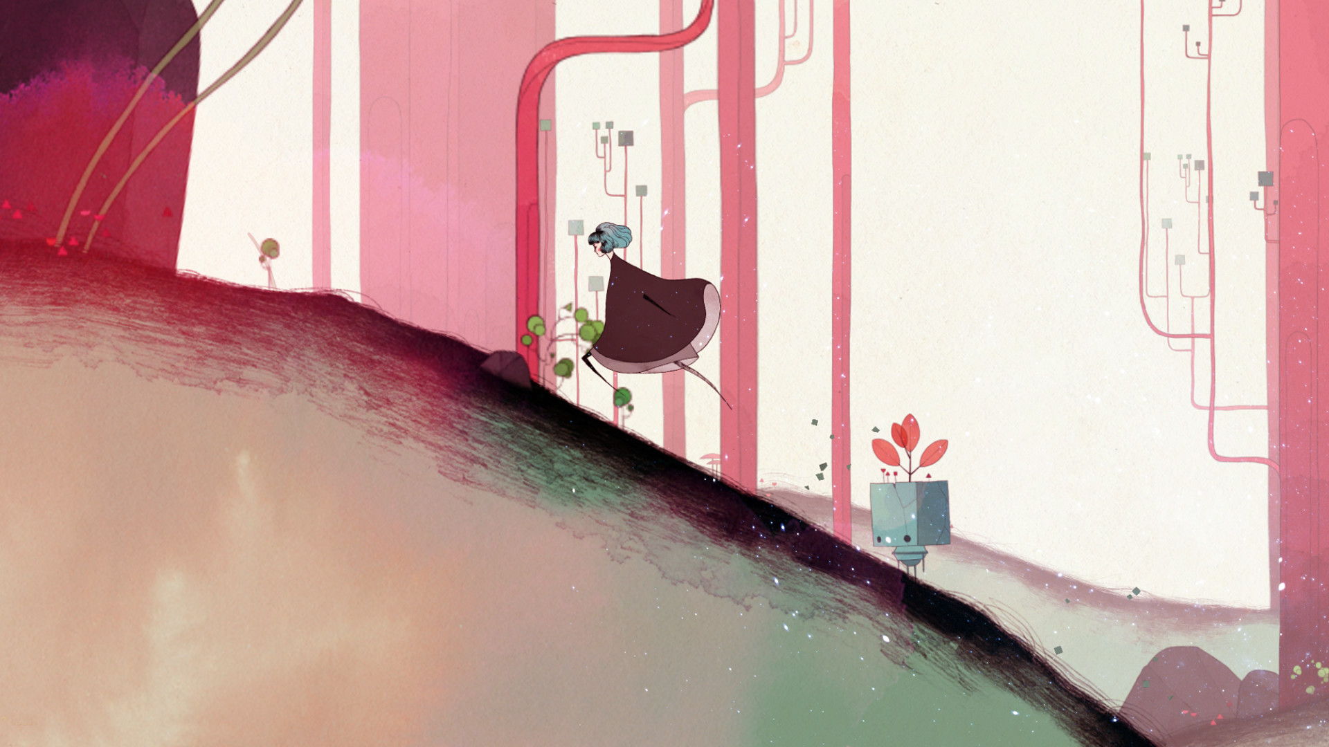 GRIS (Steam key RU/UA/KZ/CIS) + BONUS