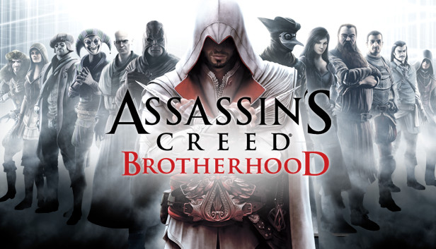 Assassin's Creed Brotherhood (Steam Gift RU/UA/KZ/CIS)